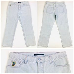 MARC JACOBS $350 Women's Cropped Jeans